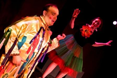 clowns singing