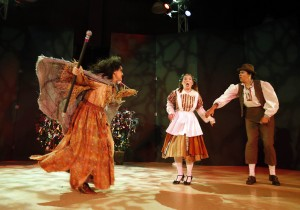 Hansel and Gretel, Fall 2013 - directed by DMA student Jen Stephenson