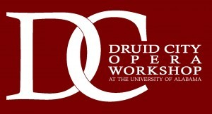 Druid City Opera Workshop Logo